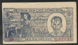 Ref. 3536-3972 - BIN NORTH VIETNAM . 1946. VIETNAM 1 DONG 1946. VIETNAM 1 DONG 1946 - Vietnam