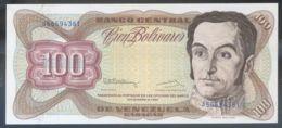Ref. 3526-3962 - BIN VENEZUELA . 1992. VENEZUELA 100 BOLIVARES 1992 - Venezuela