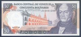 Ref. 3525-3961 - BIN VENEZUELA . 1990. VENEZUELA 50 BOLIVARES 1990 - Venezuela