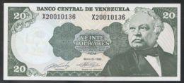 Ref. 3524-3960 - BIN VENEZUELA . 1990. VENEZUELA 20 BOLIVARES 1990 - Venezuela