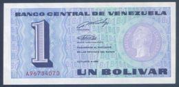 Ref. 3519-3955 - BIN VENEZUELA . 1989. VENEZUELA 1 BOLIVAR 1989 - Venezuela
