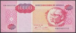 Ref. 3429-3852 - BIN ANGOLA . 1995. ANGOLA 10000 KWANZAS 1995 - Angola