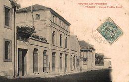 17641      TARBES   CIRQUE THEATRE CATON - Tarbes