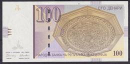 Ref. 2965-3388 - BIN MACEDONIA . 1996. MACEDONIA 100 DENARI 1996 - Macedonia