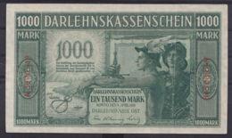 Ref. 2889-3312 - BIN LITHUANIA . 1918. LITHUANIA 1000 MARKS 1918 - Lituania