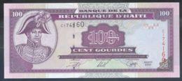 Ref. 2867-3290 - BIN HAITI . 2000. HAITI 100 GOURDES 2000 - Haiti
