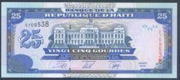 Ref. 2866-3289 - BIN HAITI . 2000. HAITI 25 GOURDES 2000 - Haiti