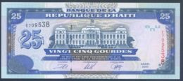 Ref. 2866-3289 - BIN HAITI . 2000. HAITI 25 GOURDES 2000 - Haïti
