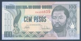 Ref. 2758-3181 - BIN GUINEA BISSAU . 1990. GUINE BISSAU 100 PESOS 1990 - Guinea-Bissau