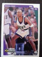 NBA - UPPER DECK 1997 - BUCKS - MICHAEL CURRY - Singles (Simples)