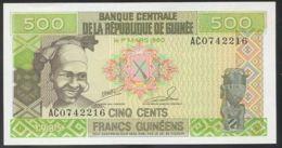 Ref. 2701-3124 - BIN GUINEA . 1985. GUINEE 500 FRANCS 1985 - Guinea