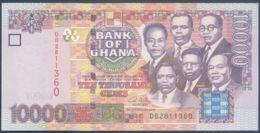 Ref. 2466-2889 - BIN GHANA . 2002. GHANA 10000 CEDIS 2002 2ND SETEMBER - Ghana