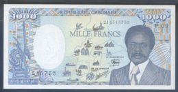 Ref. 2391-2814 - BIN GABON . 1990. GABON 1000 FRANCS 1990 - Gabon