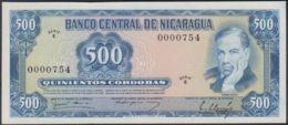 Ref. 2197-2620 - BIN NICARAGUA . 1979. NICARAGUA 500 CORDOBAS 1979 - Nicaragua