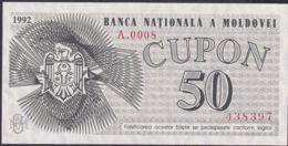 Ref. 1926-2349 - BIN MOLDOVA . 1992. MOLDAVIA 200 CUPON 1992 - Moldova