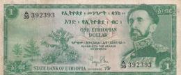 Ref. 1663-2086 - BIN ETHIOPIA . 1966. 1 DOLLAR ETHIOPIA 1966 - Ethiopia