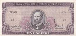 Ref. 1536-1958 - BIN CHILE . 1964. CHILE 1 ESCUDO 1964 - Chile