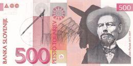 Ref. 1413-1835 - BIN SLOVENIA . 1992. ESLOVENIA 500 TOLARJEV 1992 SLOVENIJE - Estados Unidos
