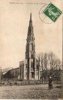 D33  BARIE  L'Église Sainte Catherine - France