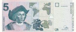Ref. 1361-1783 - BIN EL SALVADOR . 1997. EL SALVADOR 5 COLONES 1997 - Salvador