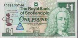 Ref. 1241-1663 - BIN GREAT BRITAIN. Scotland . 1997. SCOTLAND 1 POUND 1997 - [ 3] Escocia