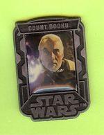 Pin's Star Wars Count Dooku - 5FF28 - Cinéma