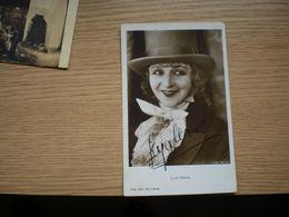 Lya Mara Actros Signature Autographs - Autographs