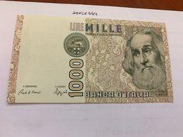 Italy Marco Polo Banknote 1000 Lire 1982 #26 - 1000 Lire