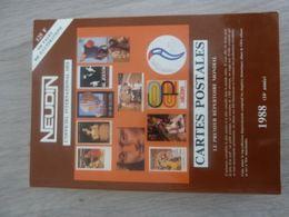 REPERTOIRE MONDIAL NEUDIN DE CARTES POSTALES  1988 - France
