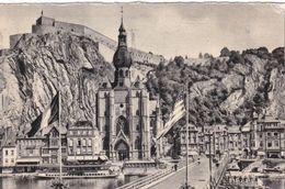 Dinant La Citadelle - Eglise Et Citadelle -  Uitgever Hotel Des Voyageurs H.Henroteaux - Dinant