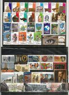 Année 2005. 56 Timbres + 2 B-F Neufs ** (Cervantès,Eisntein,Mexico-Liban,Culture Indigène,etc) Deux Photos - Mexico