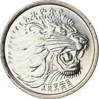 Monnaie, Éthiopie, Cent, 1977, British Royal Mint, SPL+, Aluminium, KM:43.1 - Etiopía
