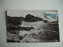 Meung Sur Loing Griffe Marque Lineaire Obliteration De Fortune Sur Lettre - 1921-1960: Modern Period