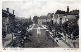 51  SERMAIZE LES BAINS  PLACE LEON BOURGEOIS - Sermaize-les-Bains