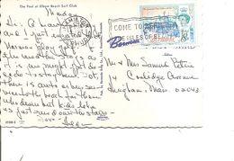 Bermudes ( CP De 1967 De Hamilton Vers L'intérieur à Voir) - Bermudes