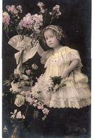 ENFANTS 1103 : Fillette En Robe En Dentelle : édit. P H 4010/3 - Other