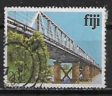 1985 Fiji Puente 1v. - Fiji (1970-...)