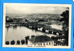 COV1064, Kaunas, Is Linksmakalnio, Circulée 1926 - Lithuania