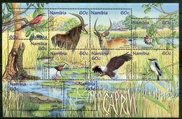 Namibia Mi# Block 44 Postfrisch/MNH - Fauna - Namibia (1990- ...)