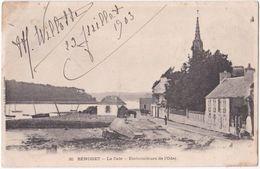 29. BENODET. La Cale. Embouchure De L'Odet. 35 - Bénodet