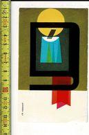 KL 5587 - PRIESTERWIJDING VAN JOZEF RONSSE - DIEPENBEEK 1968 STASEGEM - Images Religieuses