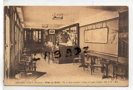 CPA - 35 - DINARD - Hôtel Le Gallic - Intérieur - Bar - Animation - Up To Date Comfort - Open All Year  - Pas Courante - Dinard
