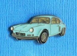 1 PIN'S //  ** ALPINE RENAULT A106 ** - Renault