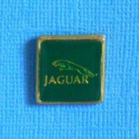 1 PIN'S //  ** LOGO / JAGUAR / EMBLÈME - JAGUAR BONDISSANT ** - Jaguar