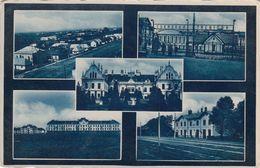 Trebisov , Synagoga ,  Synagogue , Judaica , Judaika , Stanica , Bahnhof , Cukrovar - Slovakia