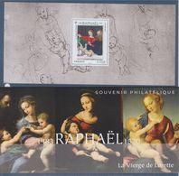 Raphaël, La Vierge De Lorette, Souvenir Philatélique Neuf 2020 Bloc Souvenir 1 Timbre à 2.32€, Dans Son Encart - Blocs Souvenir