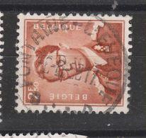 COB 1028 Oblitération Centrale FONTAINE-L'EVEQUE - 1953-1972 Lunettes