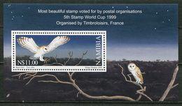 Namibia Mi# Block 51 Postfrisch/MNH - Fauna Bird - Namibia (1990- ...)