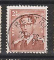 COB 1028 Oblitération Centrale BERTRIX - 1953-1972 Lunettes