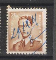 COB 1028 Annulation Plume - 1953-1972 Lunettes